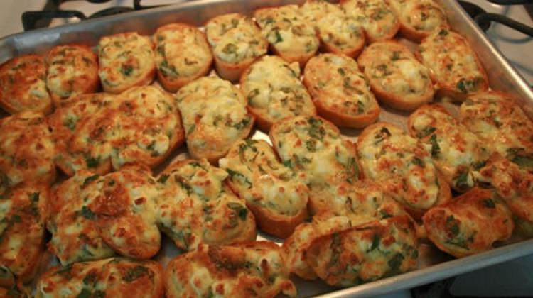 Fırında soslu baget ekmek tarifi