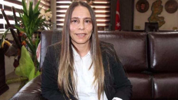 HDP'li eski başkanvekili tutuklandı