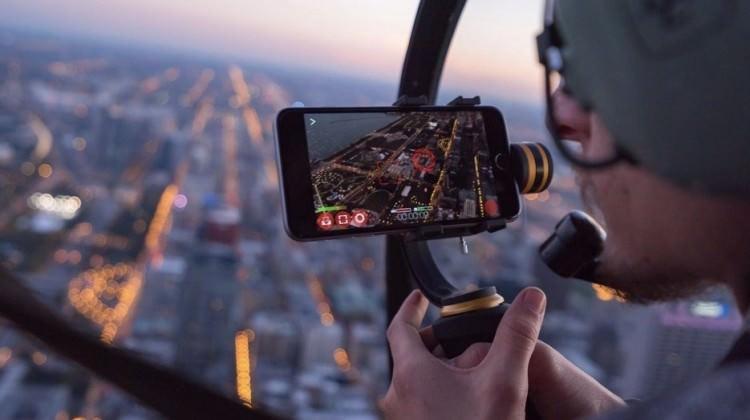 iPhone 150 metre yükseklikten böyle çakıldı!