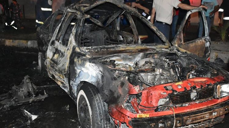 Kerkük'te bombalı saldırı! Çok sayıda yaralı var