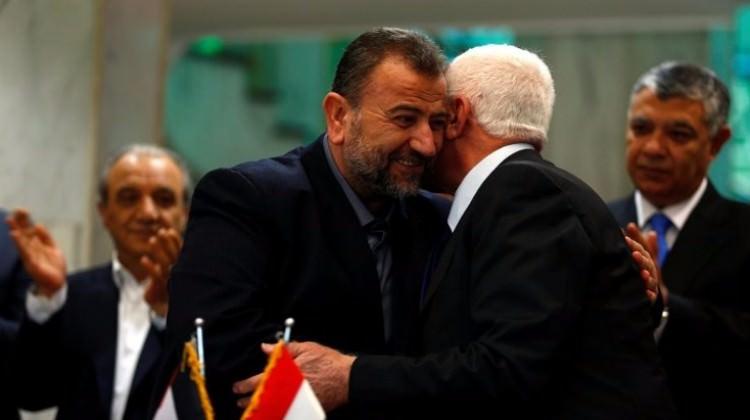 Hamas ve Fetih uzlaşı anlaşmasını imzaladı!