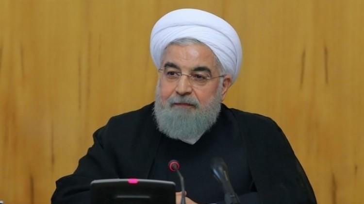 Ruhani'den Barzani'ye çok sert gönderme!