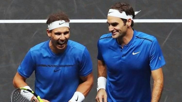 Şanghay'da Nadal-Federer finali