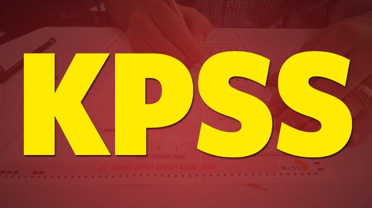 2018 KPSS önlisans ve lisans sınav tarihi ne zaman?