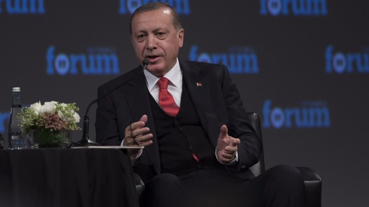Erdoğan: Yüz yüze görüşünce sayı artıyor ama...