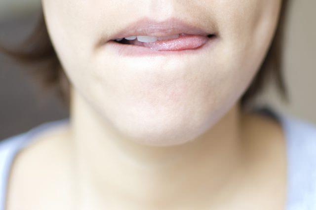 dudak kuru