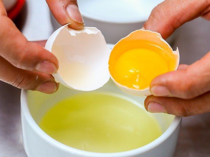 yumurta beyazı