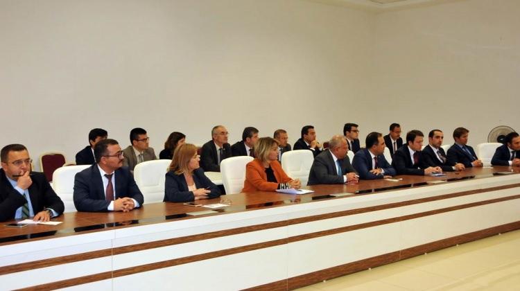 İl İdare Şube Başkanları toplantısı