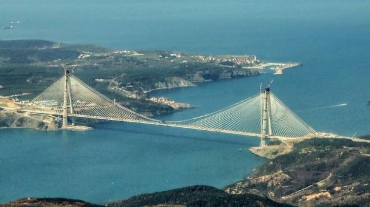 Yavuz Sultan Selim Köprüsü ile ilgili flaş iddia!