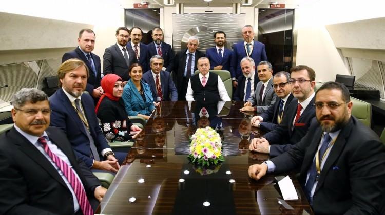 Erdoğan: Kuzey Irak'la Sınır Her An Kapanabilir