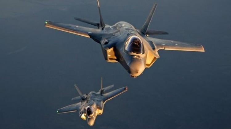 F-35 savaş uçağı verileri hacklendi!
