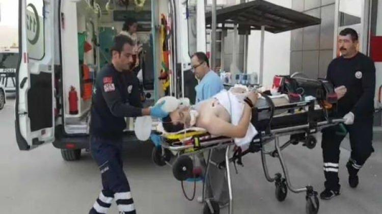İznik'te kavga: 2 yaralı