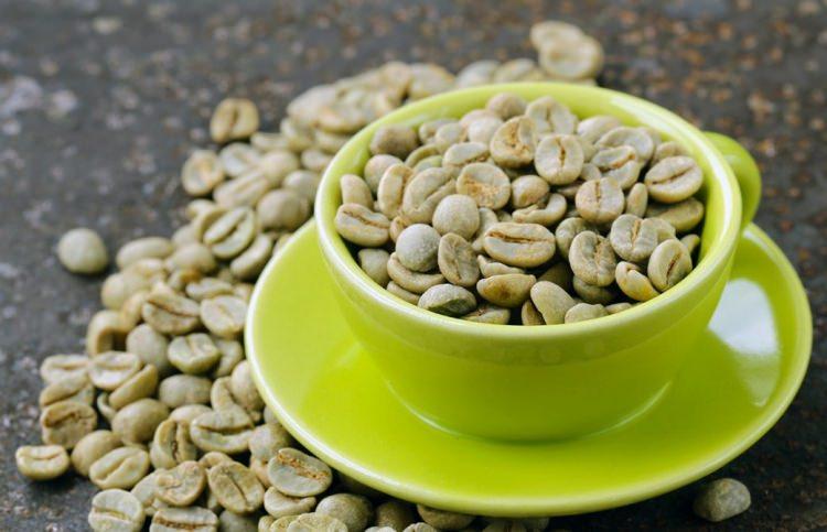 yeşil kahve ile kilo verme
