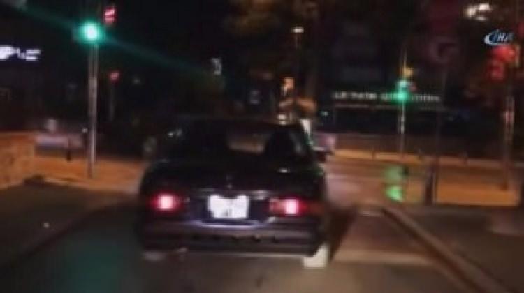 Bağdat Caddesi'nde drift terörü devam ediyor!