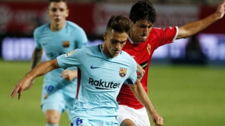 Barcelona ilk maçta işi bitirdi