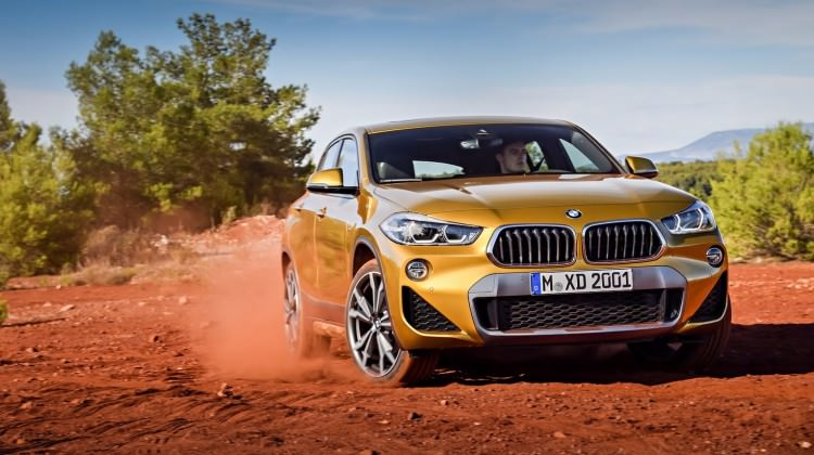 BMW X2 ortaya çıktı! İşte detaylar...