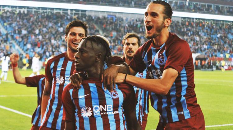 Trabzonspor ünvan söktü!