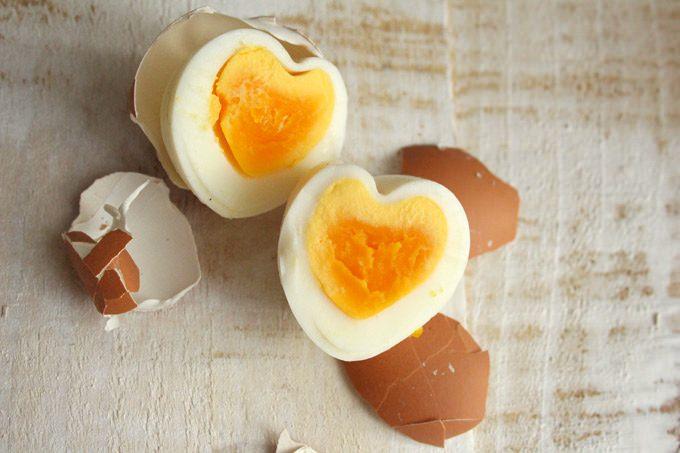 yumurtayla basen eritme