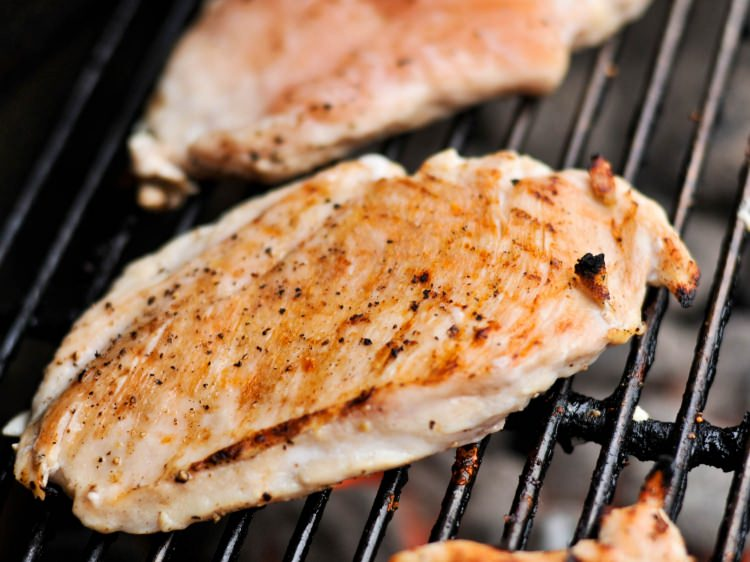 tavuk eti ile basen eritme