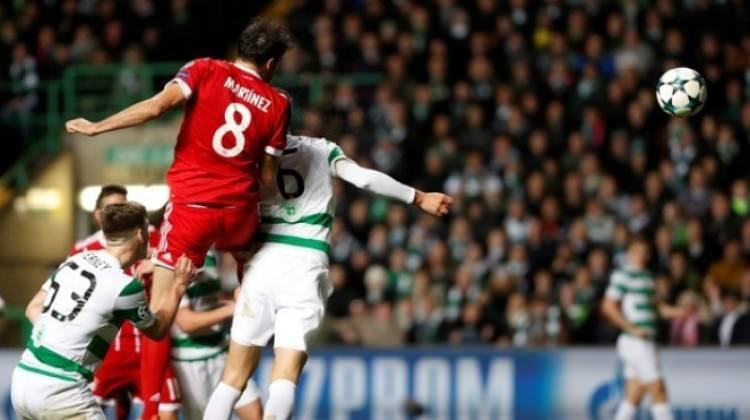 Bayern Münih İskoçya'dan çıktı