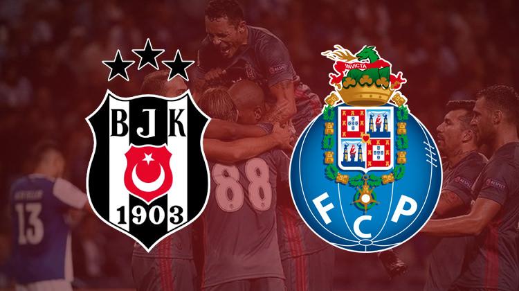 Beşiktaş - Porto maçı ne zaman? Maç şifreli kanalda mı olacak?
