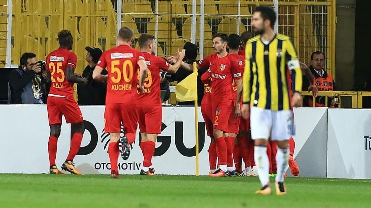Fenerbahçe 90+5'te yıkıldı!