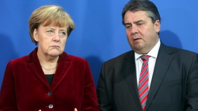 Gabriel'den Merkel'e soğuk duş! Çok kızacak