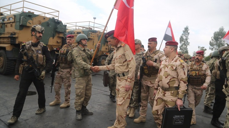 Irak Genelkurmay Başkanı'ndan Türkiye'ye teşekkür