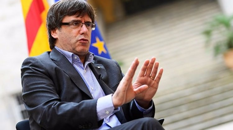 İspanya'dan Katalan lidere çağrı: Dönmezse...