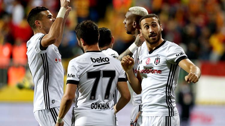 Beşiktaş İzmir'de hata yapmadı!