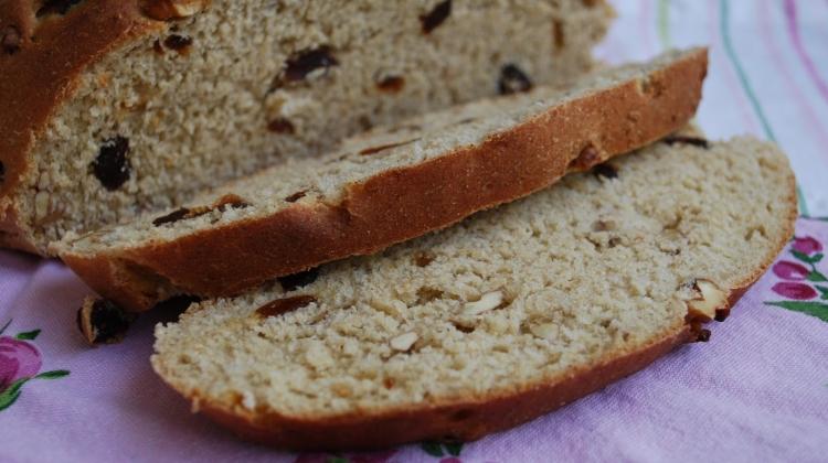 Kayısılı ve incirli ekmek tarifi