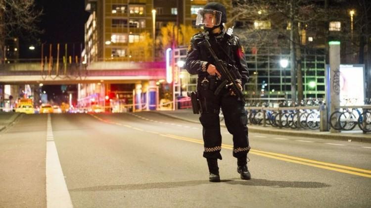 Norveç'te büyük panik!