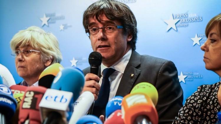 Katalan lider şart koştu: Böyle olursa dönerim!