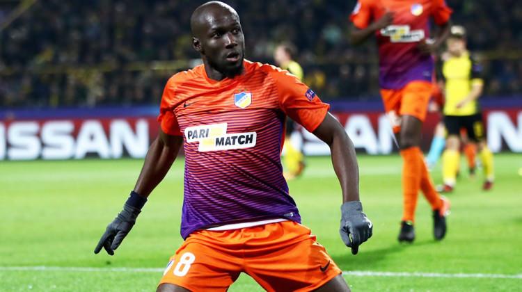Şampiyonlar Ligi'ne damga vuran Adana Demirsporlu