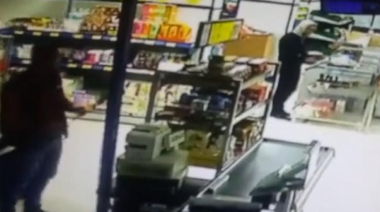 Ünlü marketler zincirine silahlı soygun!