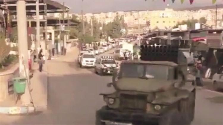 ABD, Afrin'e silah taşıyor