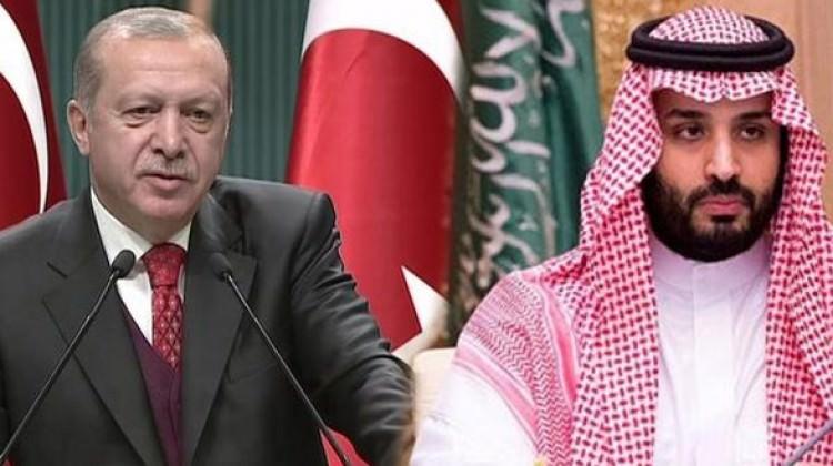 Cumhurbaşkanı Erdoğan S. Arabistan'a sert çıktı!