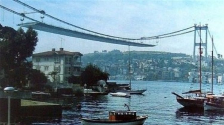 Başbakanlık yayınladı! Köprü bir zamanlar...
