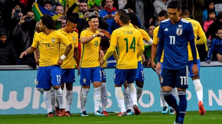 Giuliano oynadı, Brezilya fark yaptı!