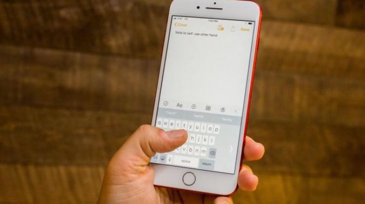 iPhone 'i' yazarken 'A' yazmaya başladı! Metin hatası nasıl düzeltilir?