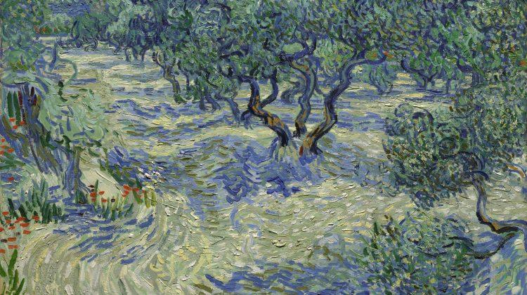 Van Gogh'un tablolarından birinde çekirge bulundu!