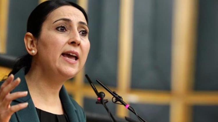 HDP'li 10 vekil hakkında yetkisizlik kararı
