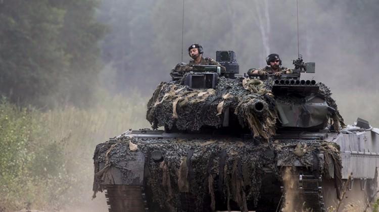 Almanlar şokta! Tankları çalışmıyor