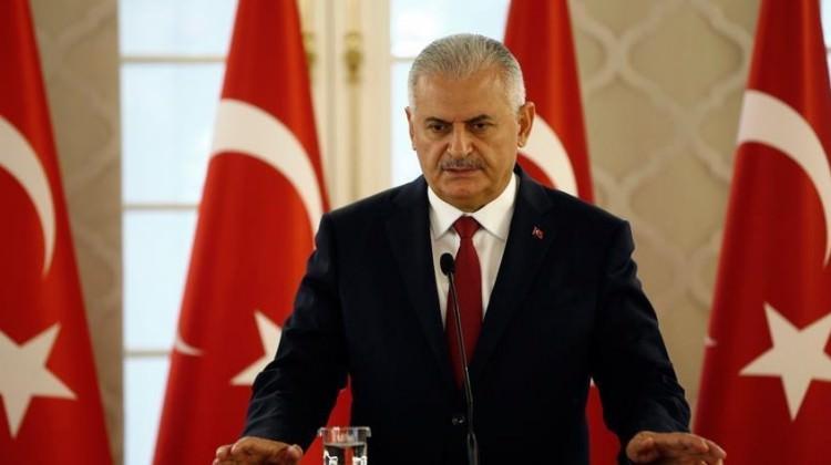 Başbakan Yıldırım'dan Oda TV'ye dava