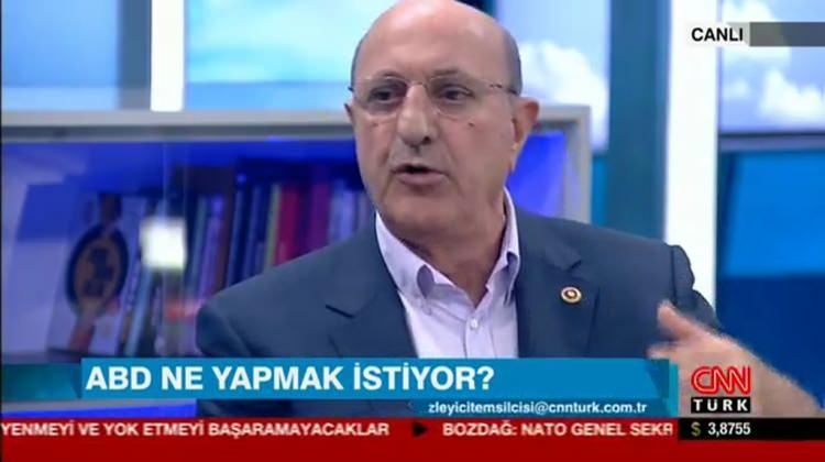 CHP'li vekil 'FETÖ yaptı' diyemedi!
