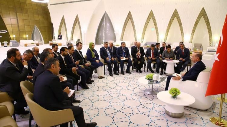 Erdoğan'dan kritik faiz açıklaması