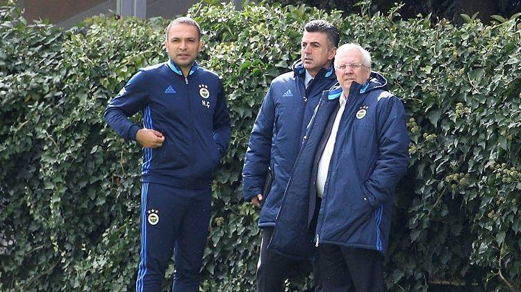 Fenerbahçe'ye başkan morali