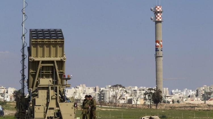 İsrail'den büyük hamle: 'Demir Kubbe' devreye girdi! ile ilgili görsel sonucu
