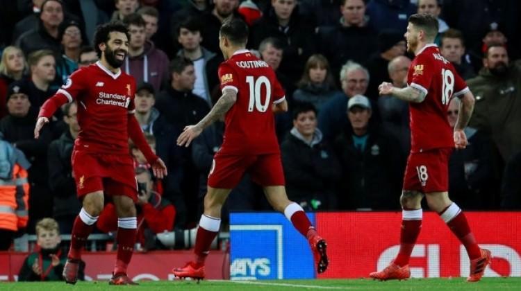 Liverpool, Salah ile farka koştu!