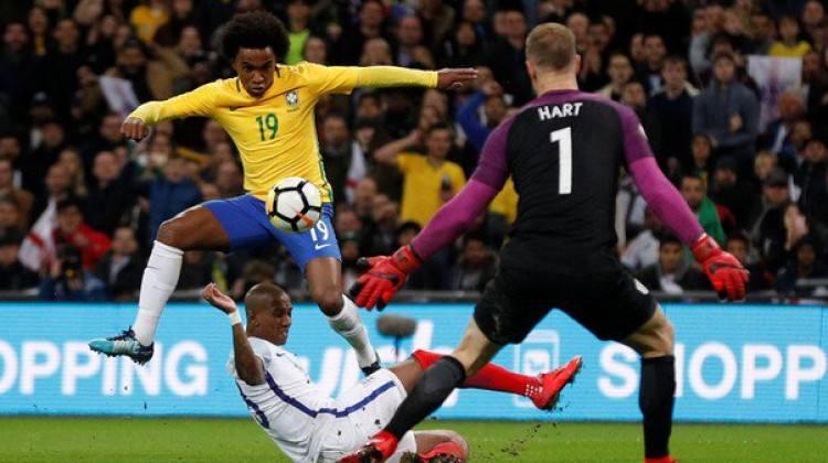 Ne İngiltere, ne Brezilya!